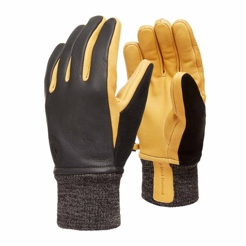 Dirt Bag Gloves - Black