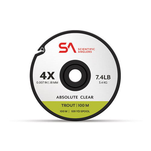 Scientific Anglers Absolute Trout Tippet 100m