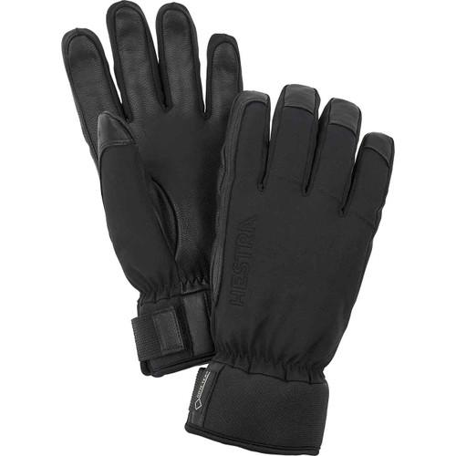 Hestra Alpine Short GORE-TEX Glove - Black
