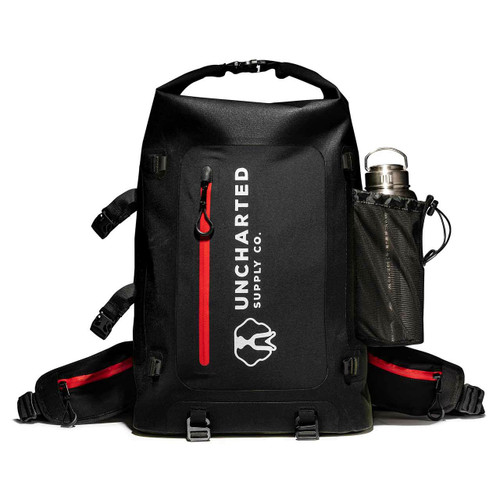 Uncharted Supply Co. Seventy2 Pro Shell Dry Pack - Black