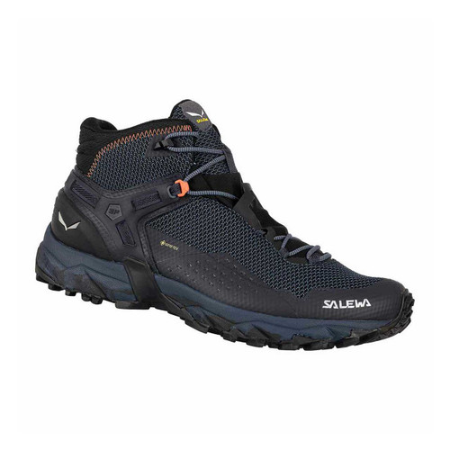 Men's Ultra Flex 2 Mid GTX Shoe - Black Out/Red Orange