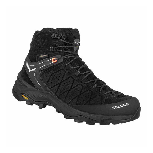 Women's Alp Trainer 2 Mid GTX - Black/Black