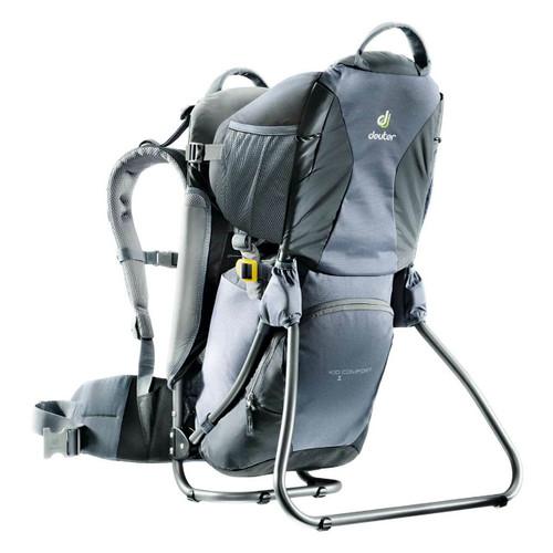 Deuter Kid Comfort 1 Child Carrier Backpack - Titan/Granite