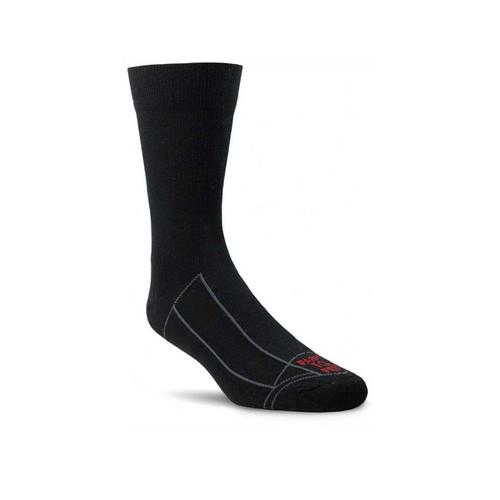 Farm to Feet Greensboro 3/4 Crew Sock - Black