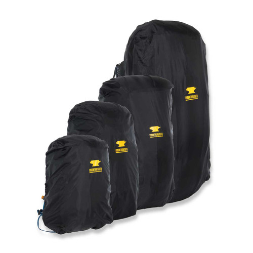 Mountainsmith Backpack Raincover - Size Lineup