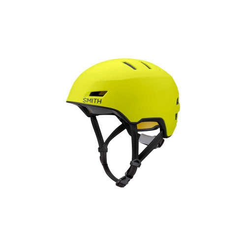 Smith Express MIPS Helmet - Matte Neon Yellow Viz