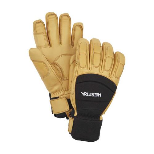 Hestra Vertical Cut Czone Glove - Black/Tan