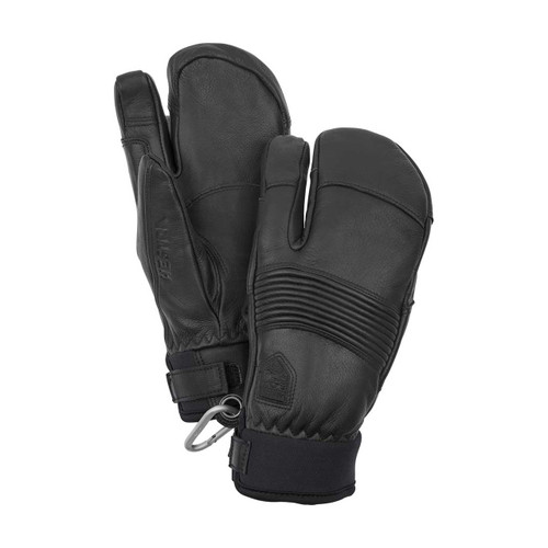 Freeride CZone 3 Finger - Black