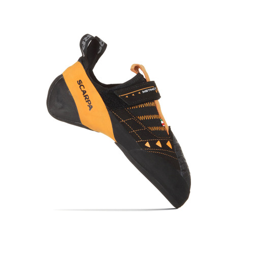 Scarpa Instinct VS - Black/Orange