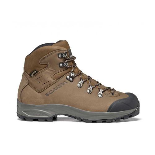 SCARPA Women's Kailash Plus GTX Hiking Boot - Dark Brown
