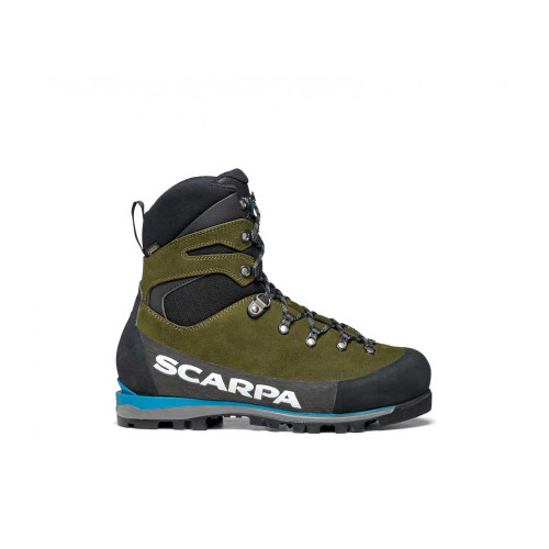 SCARPA Grand Dru Mountaineering Boot - Forest