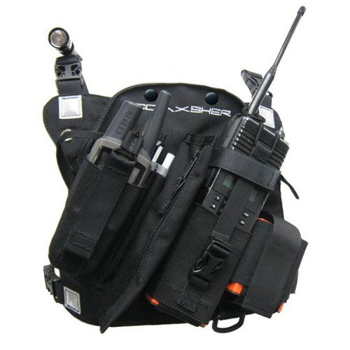 Coaxsher RCP-1 Pro Radio Chest Harness