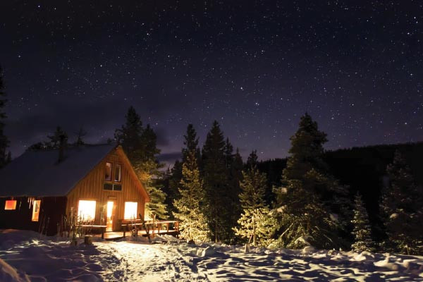 Beat the Winter Blues: 6 Perfectly Cozy Cottages, Huts, and Cabins in Colorado