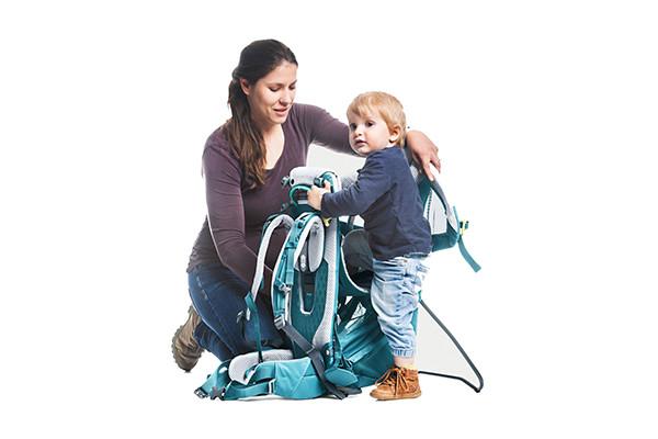 Buying Guide: Deuter Kid Comfort Packs