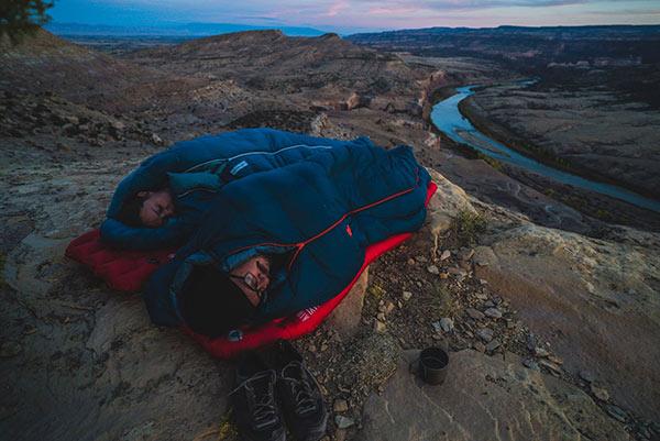 Gear Review: Big Agnes Sidewinder SL 20 Sleeping Bag
