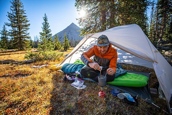 Reduce Your Impact with a Big Agnes Solution Dye Tent
