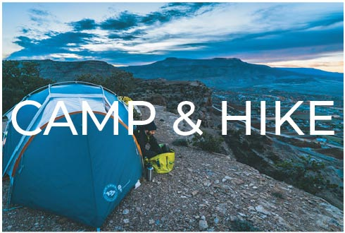 Camping & Hiking Gear