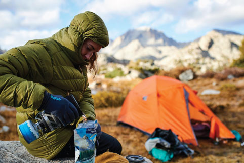 Camping & Hiking Gear