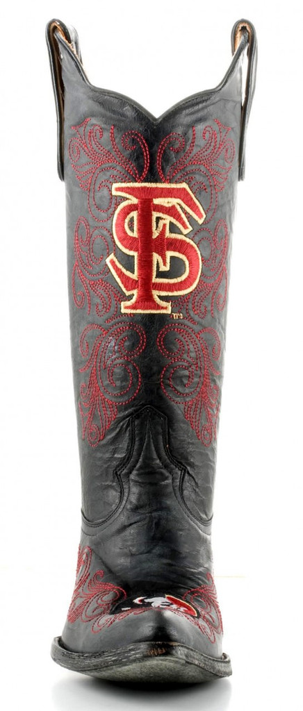 Gameday Florida State Boots Front