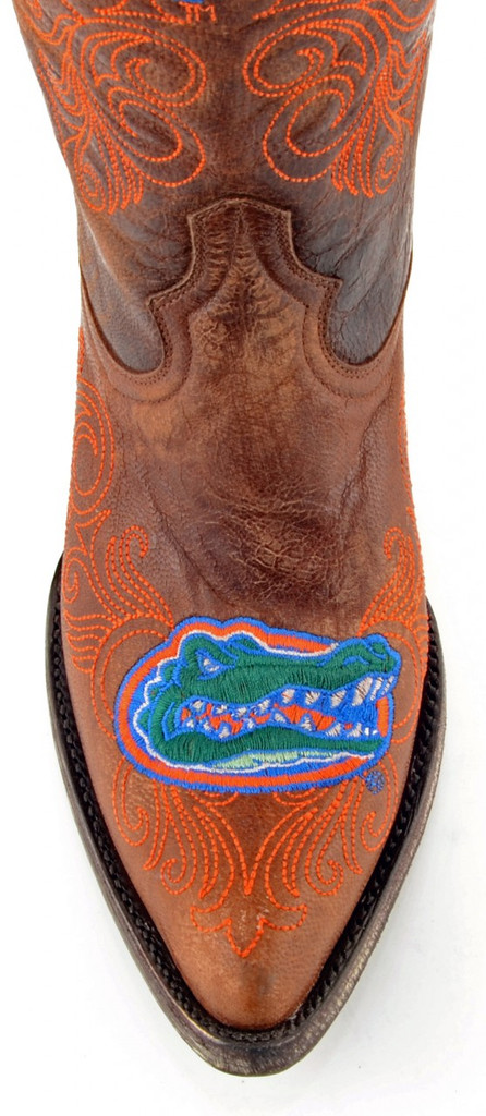 Gameday Florida Boots Toe