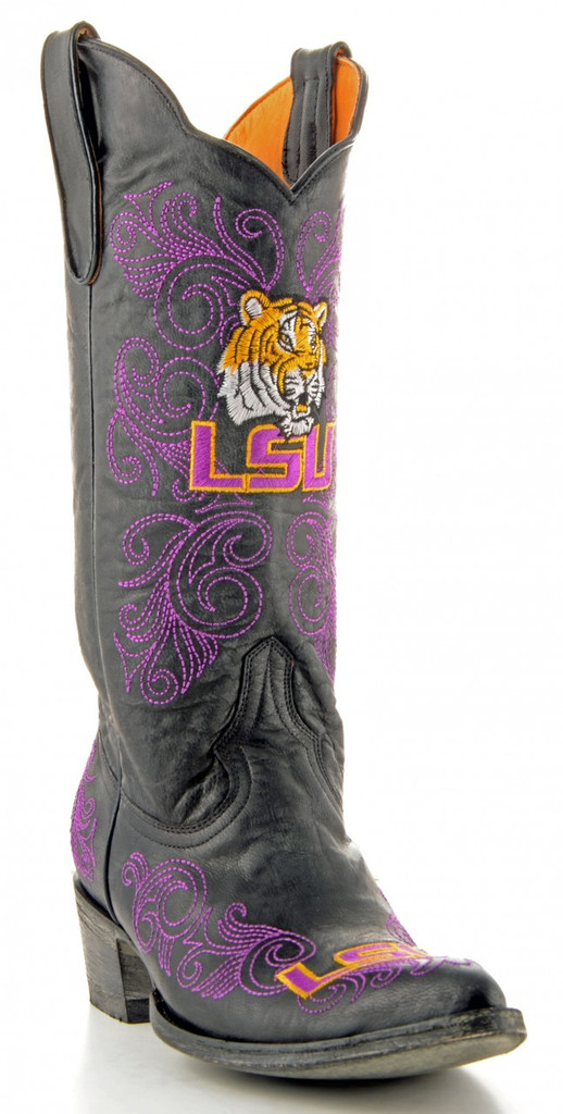 Gameday Louisiana State Boots Main