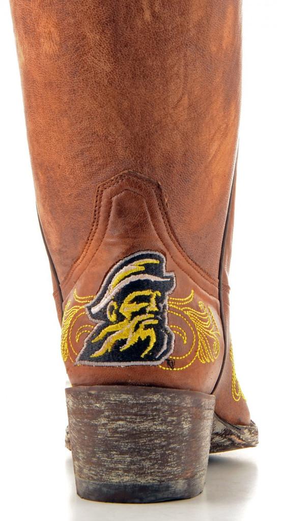 Gameday Appalachian State Heel