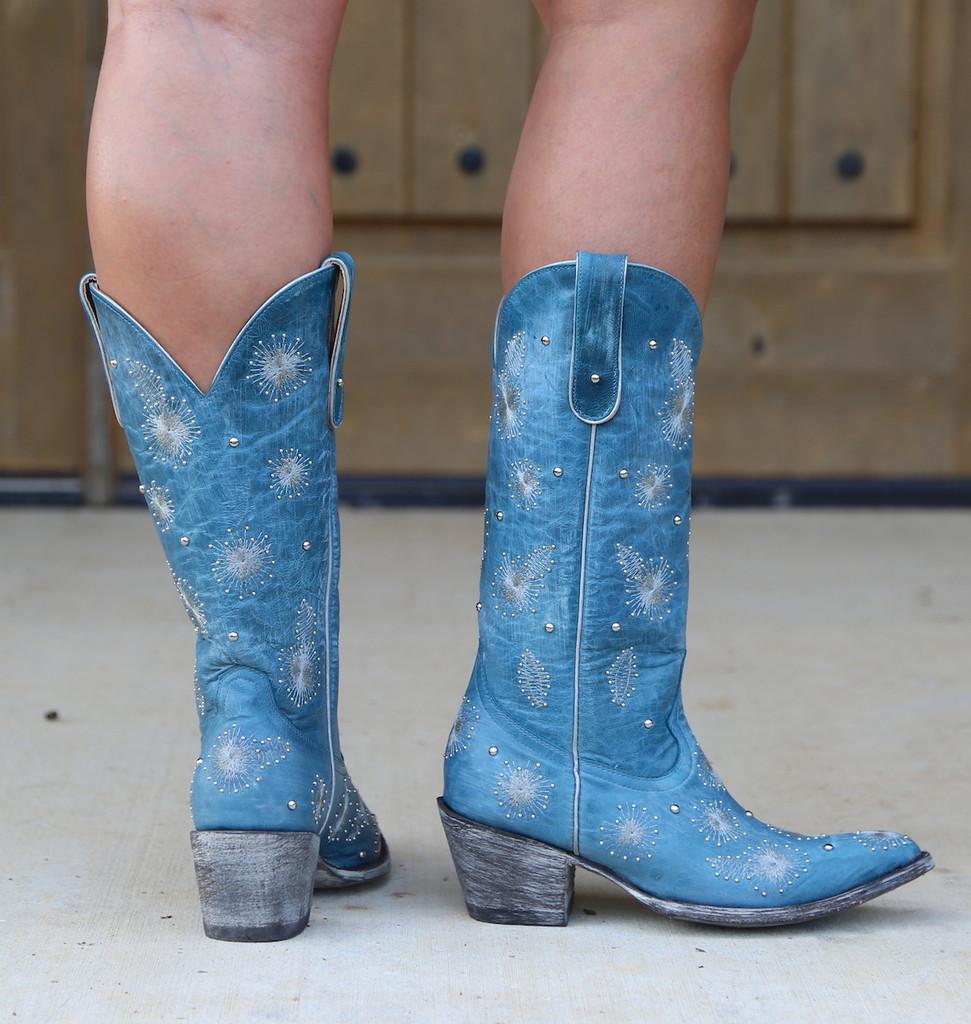 Old Gringo Epifania Boots L1423-2 Heel