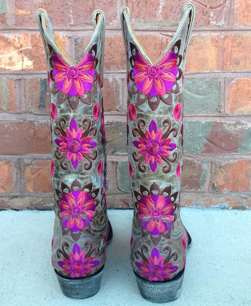 Old Gringo Cojin Boots L1369-4