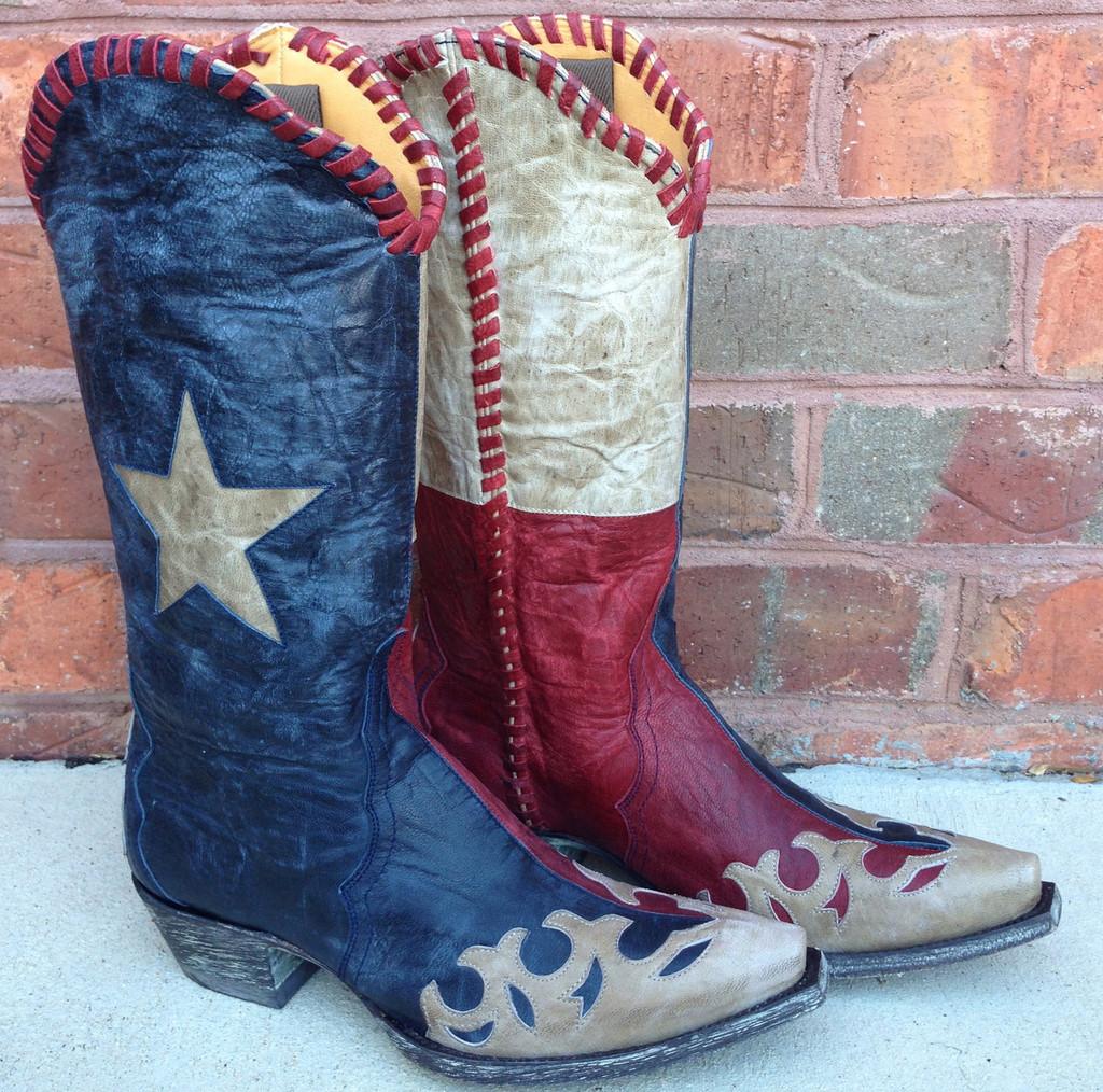 Old Gringo Spirit of Texas Boot L1416-4