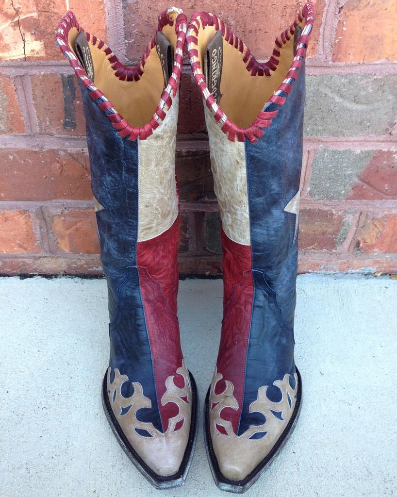 Old Gringo Spirit of Texas