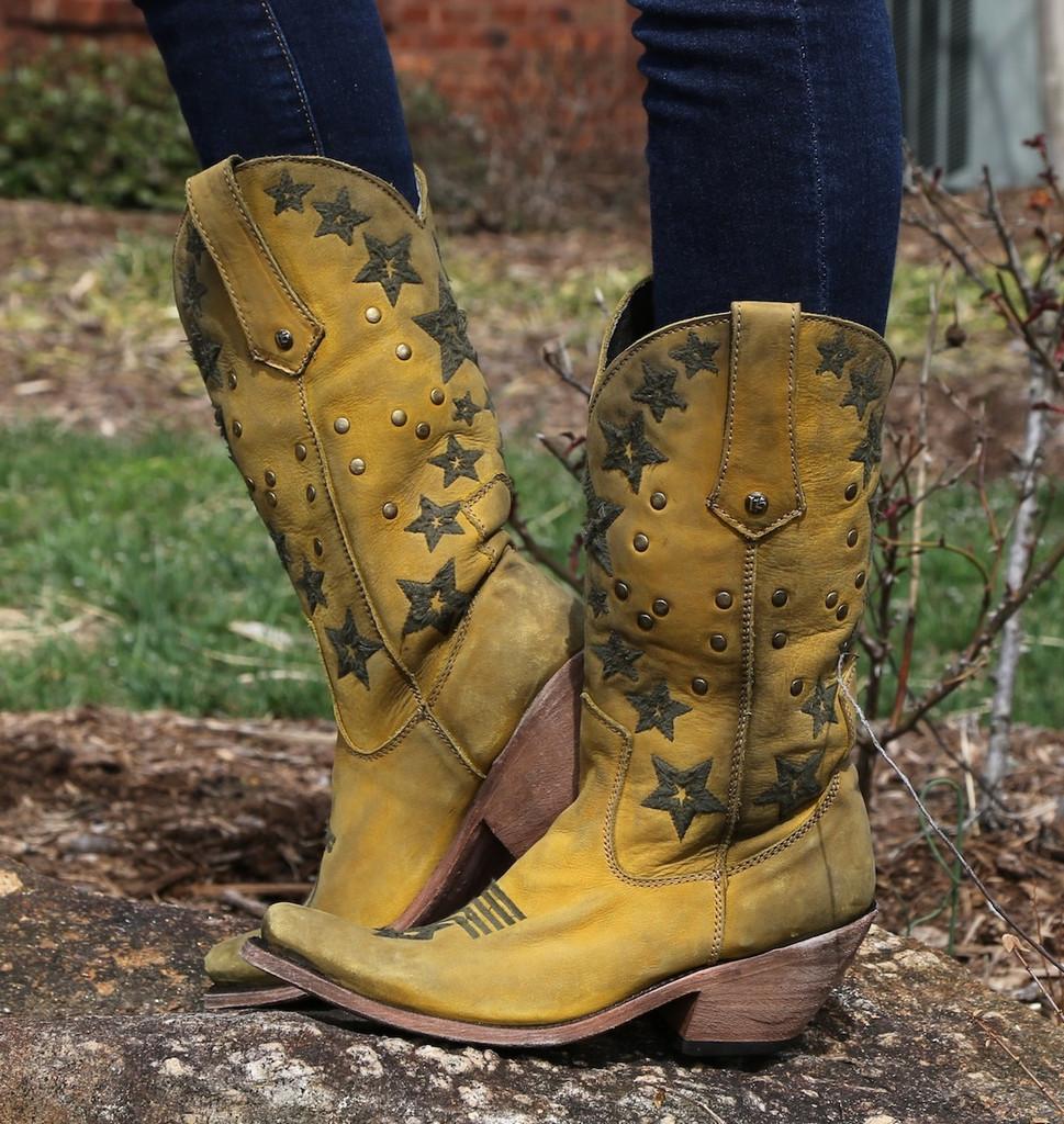 Liberty Black Vegas Soley Boots LB711519A