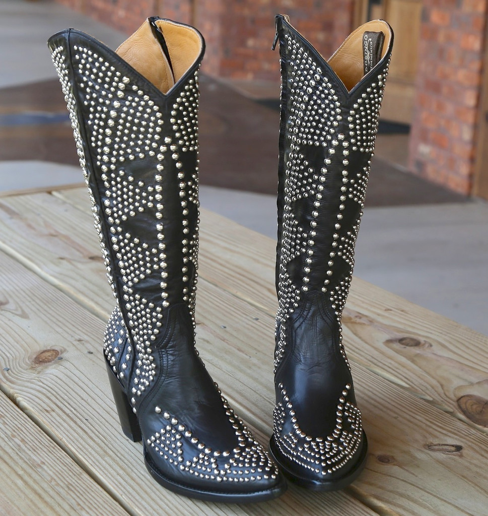 Old Gringo Fatale Boots L1218-3 Toe