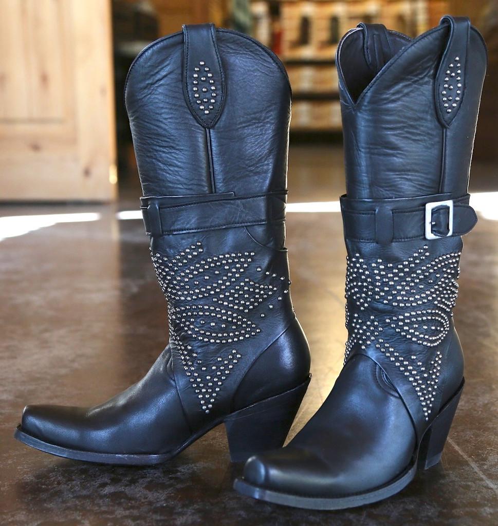 Old Gringo Lola Black Boots L1331-3 Picture