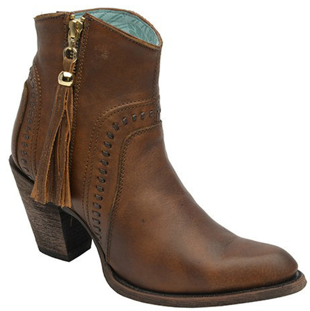 Corral Cognac Ankle Boot C2905 Manufacturers Image