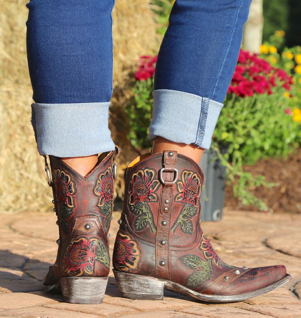 Old Gringo Jazmin Boots L1989-2 Heel