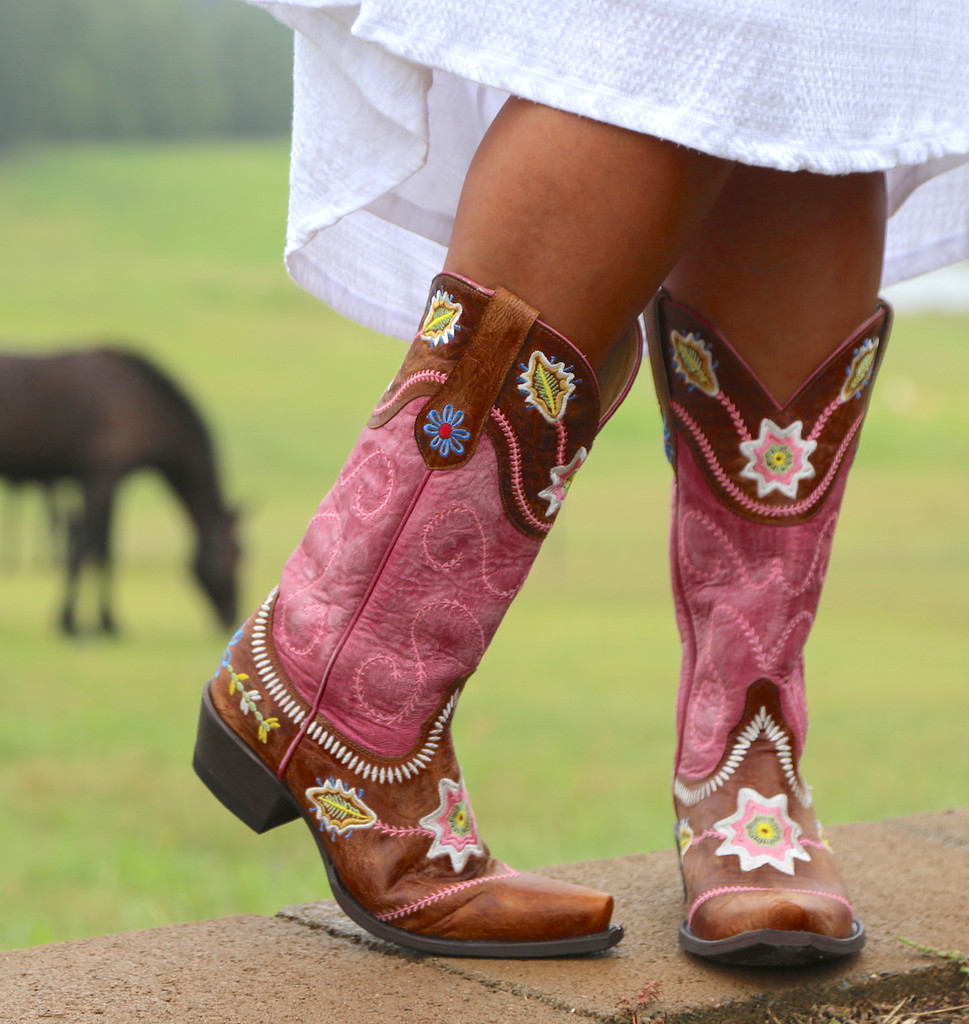 Yippee by Old Gringo Hipolita Boots YL270-3 Picture