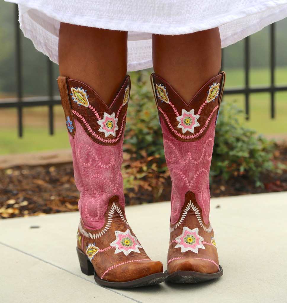 Yippee by Old Gringo Hipolita Boots YL270-3 Toe