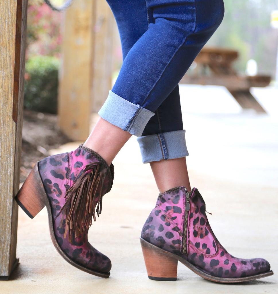 Liberty Black Chita Lipstick Boots LB712320 Picture