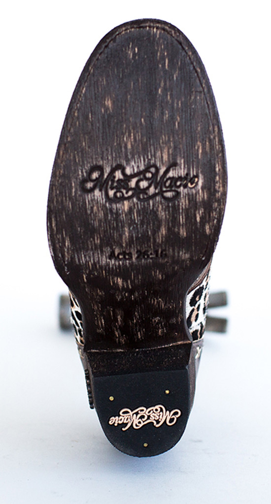 Miss Macie Honey Hush Boots U2012-01 Sole