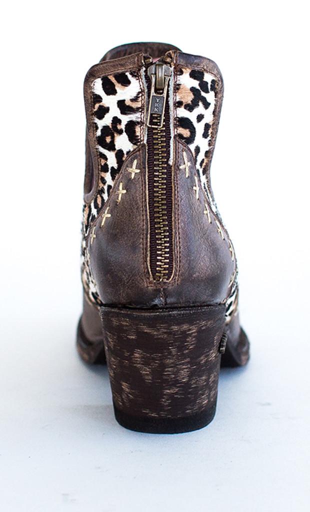 Miss Macie Honey Hush Boots U2012-01 Zipper
