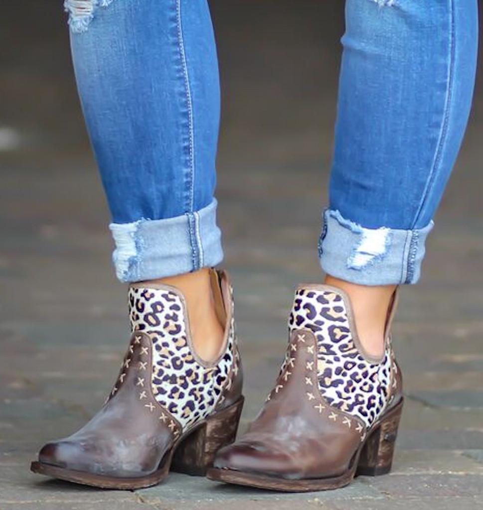 Miss Macie Honey Hush Boots U2012-01 Photo