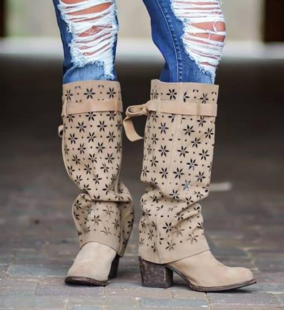 Miss Macie It's A Wrap Boots U2003 Picture Tall