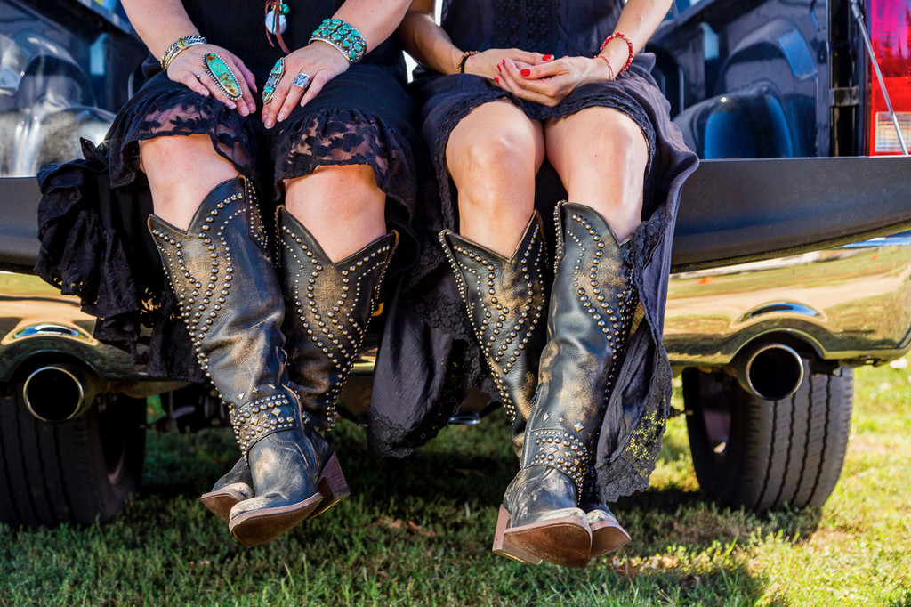 Old Gringo Belinda Beige Relaxed Fit Boots L903-17 Image