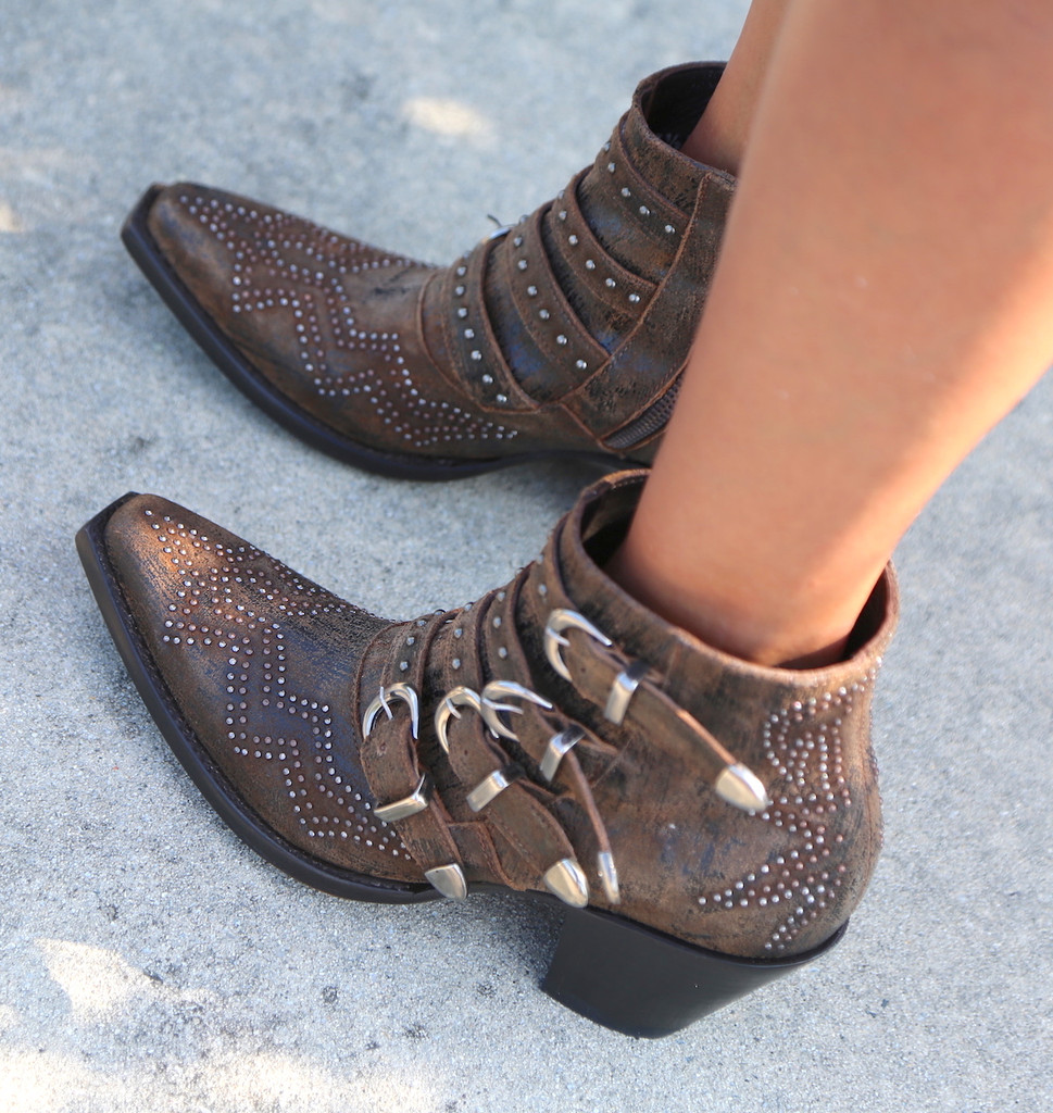 Old Gringo Roxy Rust Boots BL2794-8 Picture