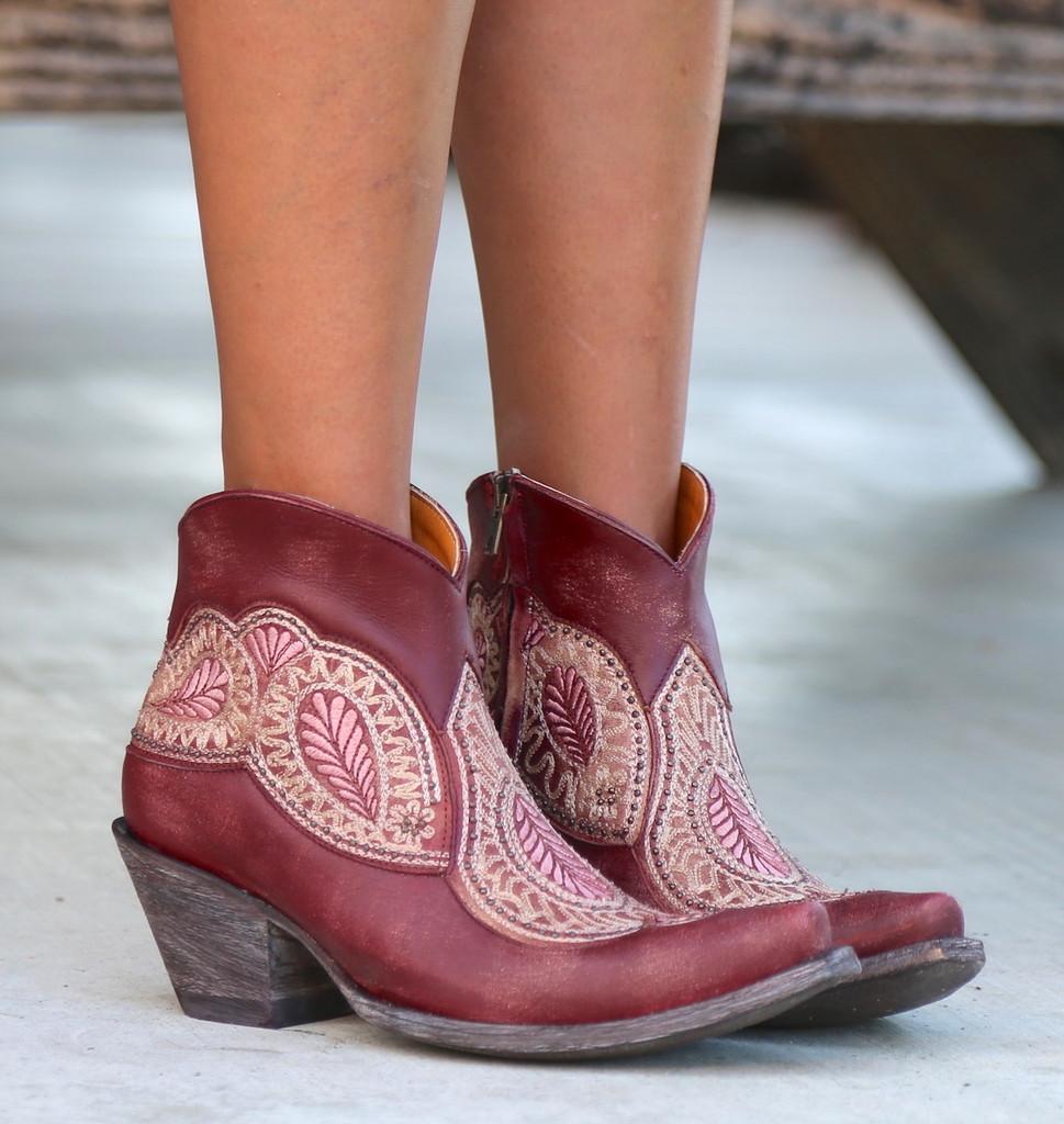 Old Gringo Bianca Wine Boots BL2978-1 Photo