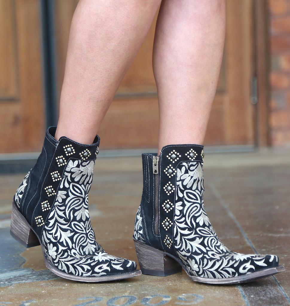 Old Gringo Wink Black Boots BL2985-1 Walk