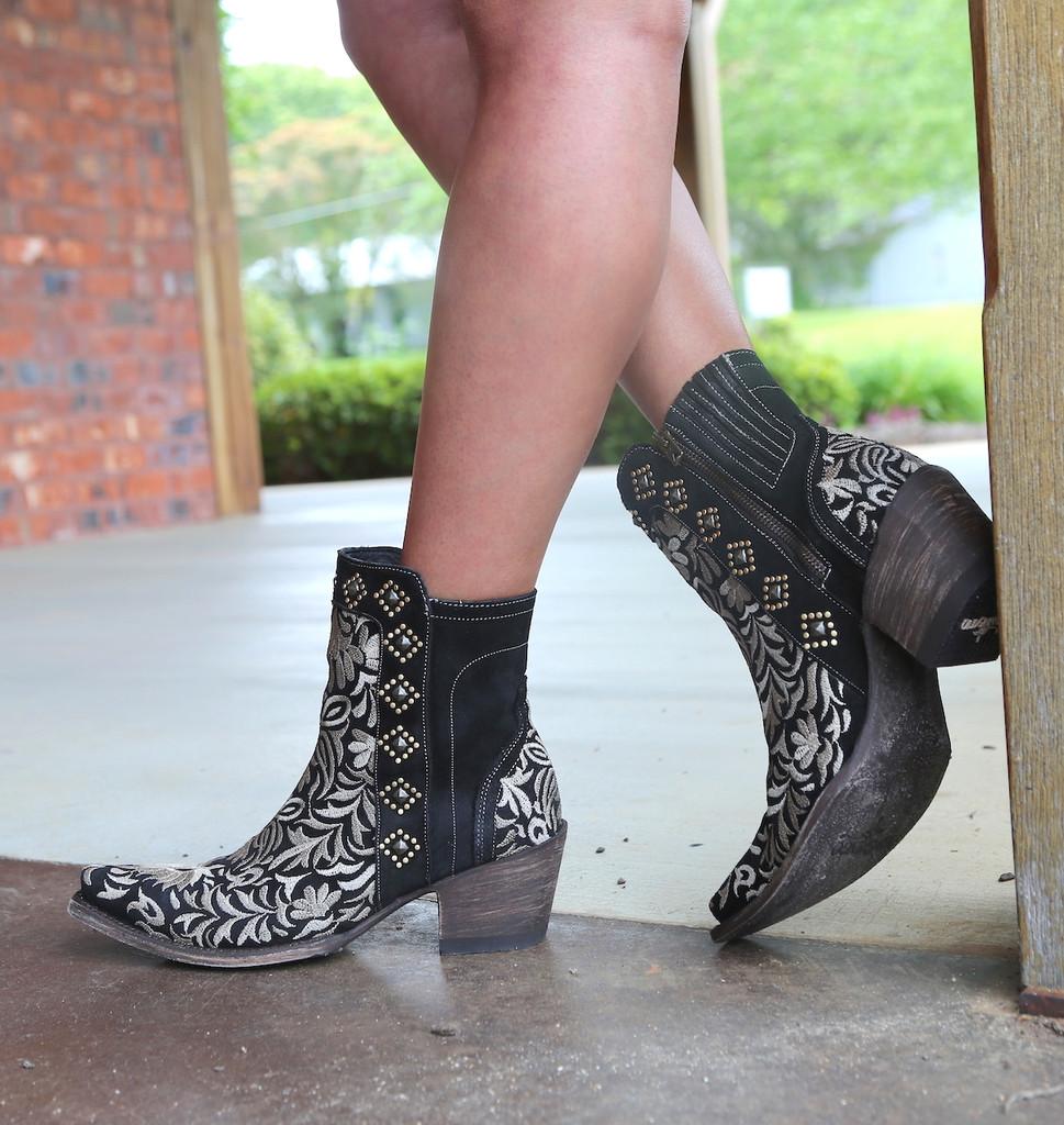 Old Gringo Wink Black Boots BL2985-1 Photo
