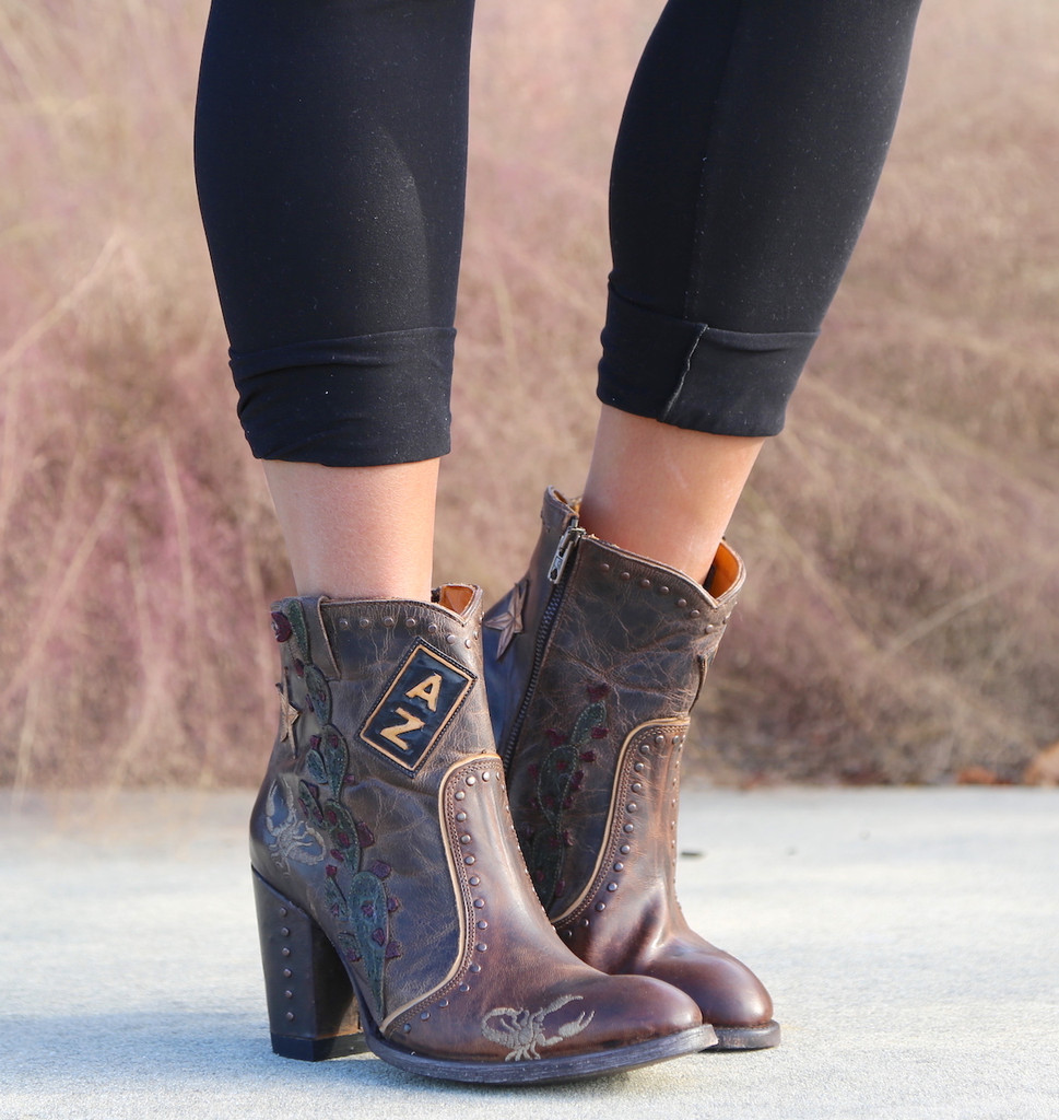 Old Gringo Galena Rust Boots BL3086-1 Image