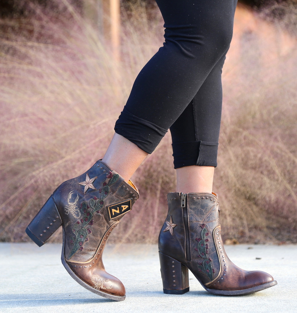 Old Gringo Galena Rust Boots BL3086-1 Picture