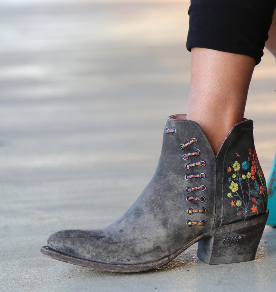 Miss Macie Dadgummit Boots U8001-01 Detail
